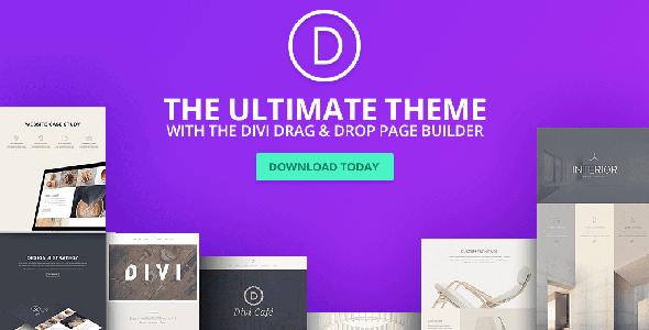 Divi – Ultimate WordPress Theme & Page Builder