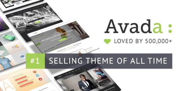 Avada – Responsive Multi-Purpose Theme